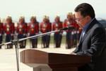 Kim Jong-un tiếp nguyên thủ quốc gia đầu tiên kể từ khi nhậm chức