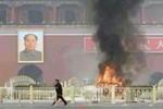 Vụ nổ xe jeep ở Thiên An Môn: 5 người chết, 38 người bị thương