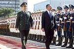 Hợp tác quân sự Trung Quốc - Malaysia nóng lên nhanh chóng