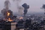 Israel không kích Gaza giết chết 3 chiến binh Hamas