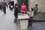 40% dân Syria cần viện trợ nhân đạo khẩn cấp