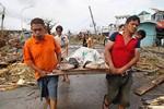 Philippines: Cứu hộ vẫn vô cùng khó khăn, có thể phải thiết quân luật