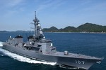 Hoàn Cầu: Nhật Bản tập kết tàu đón lõng TSB Liêu Ninh ở Hoa Đông