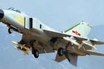 Máy bay quân sự Trung Quốc bị rơi là tiêm kích J-8, phi công tử nạn