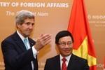 Tân Hoa Xã bình chuyến thăm Việt Nam của Ngoại trưởng Mỹ