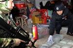 TQ bắt Bí thư xã 14 đảng viên bảo kê, thu 3 tấn ma túy tổng hợp