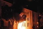 Lãnh sự quán Trung Quốc tại Mỹ bị phóng hỏa