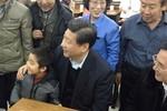 Cậu bé 5 tuổi thành người nổi tiếng vì được chụp ảnh với Tập Cận Bình