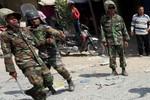 Mỹ hỗ trợ đào tạo Cảnh sát quân sự Campuchia