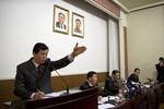 Đại sứ Triều Tiên tại Trung Quốc bất ngờ họp báo, BBC được mời