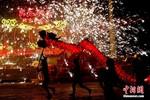 Ảnh: Dân Trung Quốc đón Tết Giáp ngọ