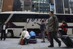 Khách du lịch Trung Quốc đi Nhật Bản vẫn tăng cao kỷ lục