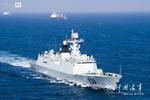 """4 tàu Trung Quốc lại kéo ra """"tuần tra"""" trái phép bãi Cỏ Mây, Trường Sa"""