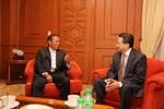 Đại sứ Việt Nam và Phó Tổng thống Philippines thảo luận về vòi rồng TQ