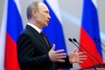 Putin triệu tập 2 viện Quốc hội, chính phủ thông báo sáp nhập Crimea