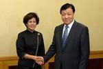 Trung Quốc trả tiền thuê nhà, điện nước cho đảng bảo hoàng Campuchia