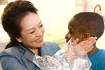 Vợ Tập Cận Bình làm Đại sứ sự nghiệp giáo dục phụ nữ UNESCO