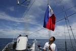 Máy bay quân sự Mỹ, Philippines, Trung Quốc quần thảo ngoài bãi Cỏ Mây