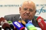 Nhóm nghị sĩ Nga đòi truy tố Gorbachev vì để Liên Xô tan rã