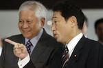 Ngoại trưởng Nhật-Philippines gặp gỡ thúc đẩy hợp tác an ninh biển