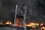 Euro News: Ukraine đã tái chiếm được trụ sở cảnh sát Slavyansk