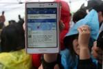 Tin nhắn từ các nạn nhân đắm tàu ở Hàn Quốc là trò đùa bịa đặt
