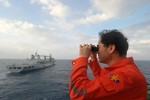 Tìm kiếm MH370 cho thấy lỗ hổng quân sự lớn đối với Trung Quốc