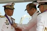 Philippines thay Tư lệnh Hải quân