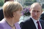 Khủng hoảng Ukraine: Putin điện đàm với Thủ tướng Đức
