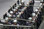 """Tân Cương thành """"chiến trường"""" chống khủng bố"""