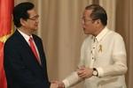 Philippines mong muốn hợp tác chia sẻ tin tức tình báo với Việt Nam