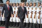 """4 lý do Nga không """"ra mặt"""" ủng hộ Trung Quốc ở Biển Đông"""