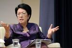 Bà Tôn Nữ Thị Ninh: EU nên can thiệp vụ giàn khoan 981