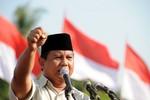 Vấn đề Trung Quốc trong cuộc bầu cử Tổng thống Indonesia