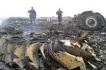 """Máy bay Malaysia chở 295 khách bị """"bắn hạ"""" ở Đông Ukraine"""