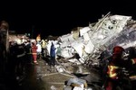 Máy bay Đài Loan bốc cháy, 51 hành khách thiệt mạng