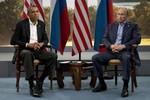 Obama: Putin là nhà lãnh đạo gây rắc rối, sẽ tổn hại lợi ích của Nga