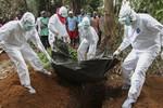 Liberia tuyên bố tình trạng khẩn cấp về đại dịch Ebola