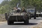 Nga phái đoàn viện trợ sang Đông Ukraine bất chấp cảnh báo