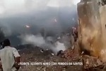 Rơi máy bay, ứng viên Tổng thống Brazil thiệt mạng