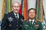 Dempsey: Không ép Việt Nam chọn Mỹ hay TQ, sẽ giúp phát triển hải quân