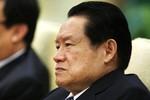 Chánh án tòa Tối cao Trung Quốc lên tiếng vụ Chu Vĩnh Khang
