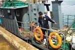 Bắc Triều Tiên bắt giữ, phạt tiền 1 tàu cá Trung Quốc