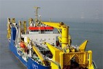 Tân Hoa Xã: Máy xúc Trung Quốc đang thay đổi biên giới trên Biển Đông
