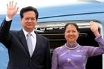 Báo TQ tức vô lối vì Thủ tướng đi Ấn khi Dương Khiết Trì đến Việt Nam