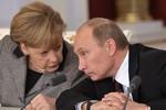 Thủ tướng Đức: Bầu cử ở miền Đông Ukraine là bất hợp pháp