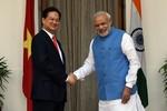 Biển Đông: Ấn Độ ủng hộ Việt Nam, sẵn sàng đương đầu thách thức từ TQ
