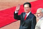 The Diplomat: Ấn Độ mong muốn tàu chiến được đứng chân tại Cam Ranh