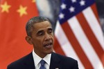"""Obama: Mỹ sẽ dùng toàn lực ngăn chặn """"kẻ bắt nạt"""" ở châu Á"""