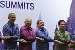 """Tranh chấp Biển Đông """"tụt hạng"""" trong tuyên bố thượng đỉnh Đông Á"""